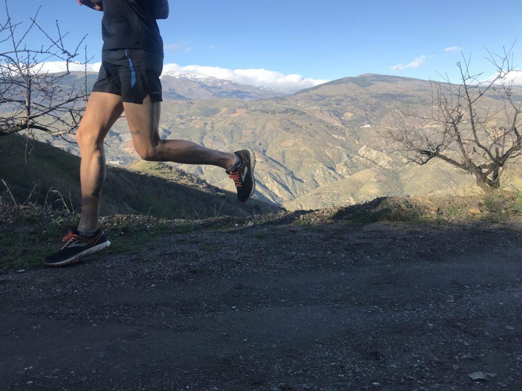 Running por la alpujarra
