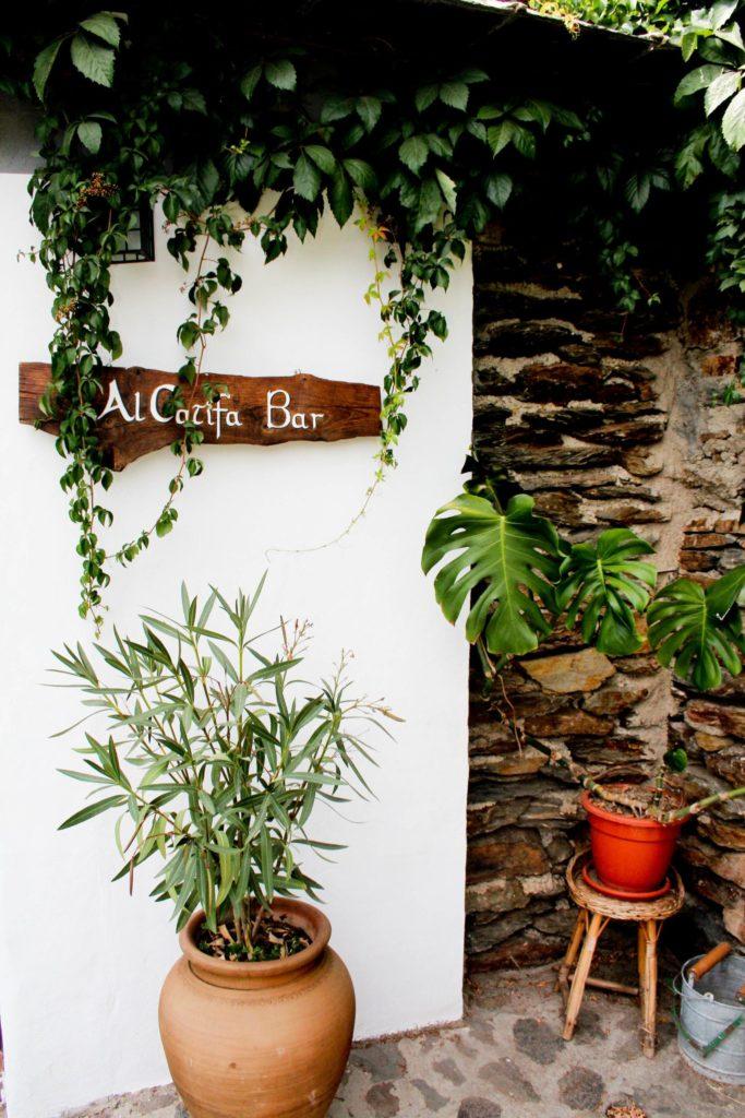 Casa Rural Catifalalarga en Capileira, Granada